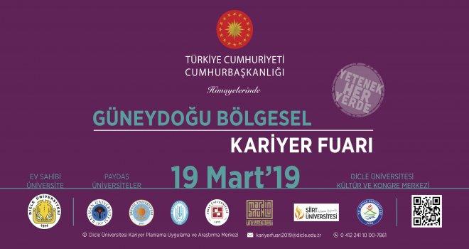 BÖLGESEL KARİYER FUARI DİYARBAKIR'DA