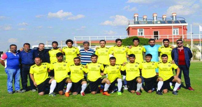 Erganispor başarıya devam
