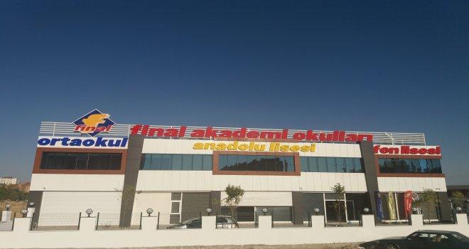 FİNAL AKADEMİ ERGANİ'DE